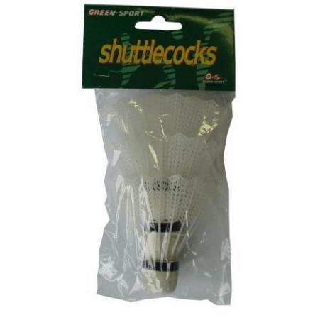 Košíčky badmintonové plastové 3 ks
