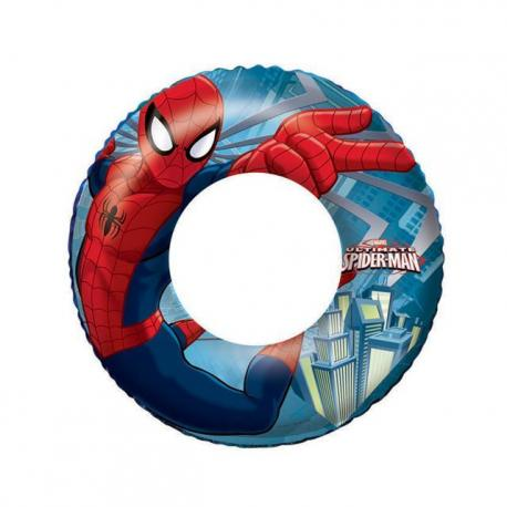Nafukovací kruh Spiderman 56 cm