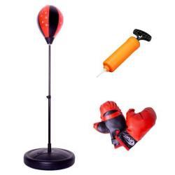 Boxovací pytel s rukavicemi - 75 - 105 cm