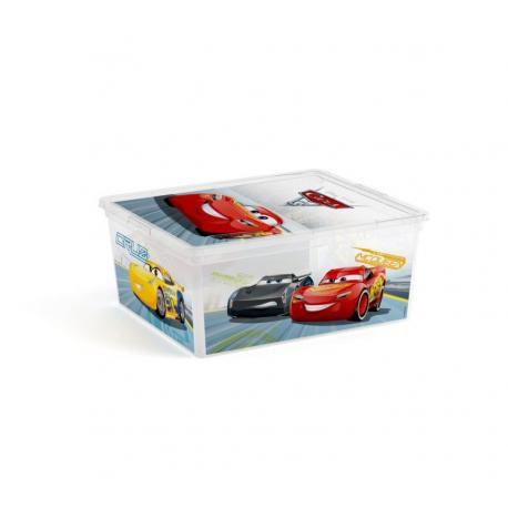 Plastový úložný box KIS C CARS - M