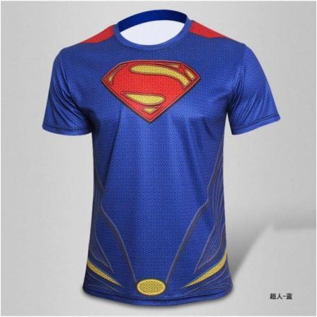 Sportovní tričko - Superman - Velikost XXL