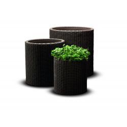 Zahradní lehátko ZWC-20 ALICE cappucino