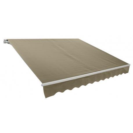 Markýza béžová - 2,95 x 2 m