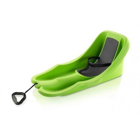 Bob plastový BABY RIDER  - zelený