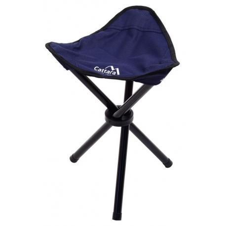 Skládací kempingová židle OSLO - modrá