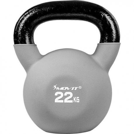 Kettlebell činka MOVIT® - 22 kg