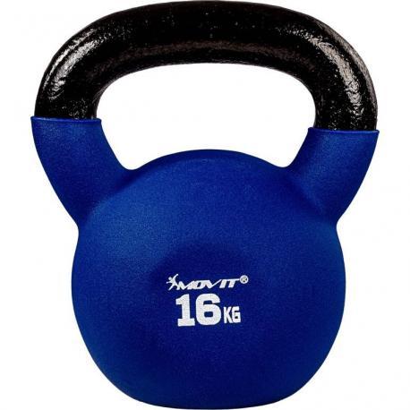 Kettlebell činka MOVIT - 16 kg