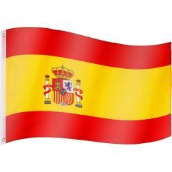 Vlajka Španělsko - 120 cm x 80 cm
