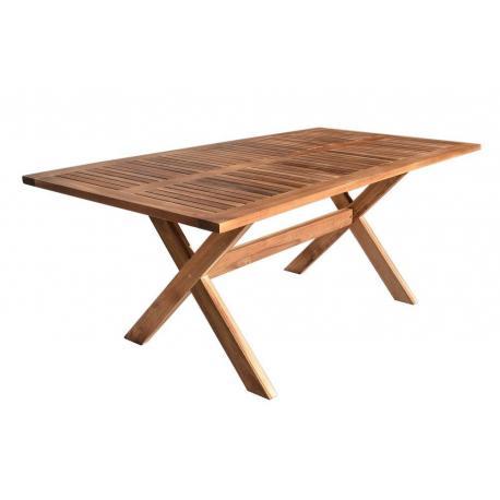 Dřevěný stůl KATRINA - 200 cm