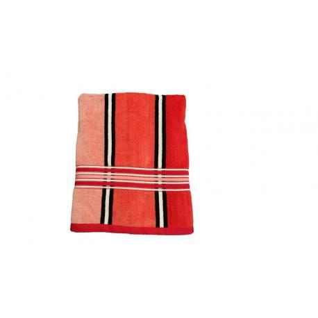 Ručník Rainbow - 50x100 červená