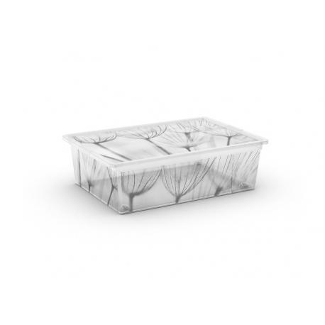Plastový úložný box KIS C NATURE - L