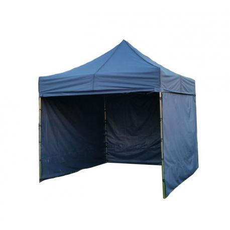 Zahradní párty stan PROFI STEEL 3 x 3 - tmavě modrá