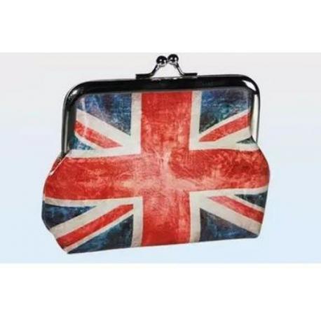 Rámečková peněženka - Union Jack