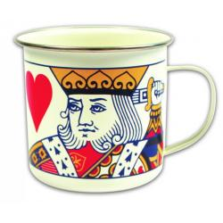 Plecháček - Srdcový král