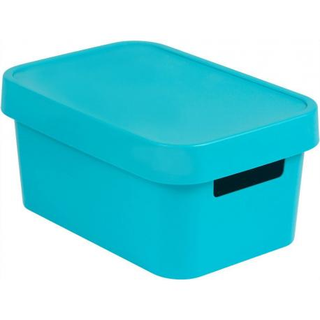 Úložný box INFINITY 4,5L - modrý