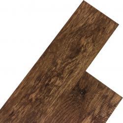 Vinylová podlaha STILISTA 5,07 m2 - ořešák tmavý