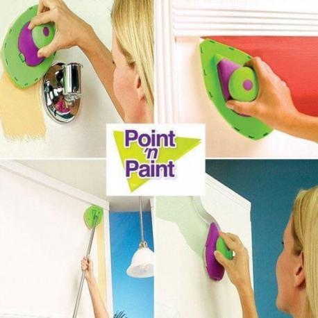 Pomůcka pro snadné malování - Point and paint