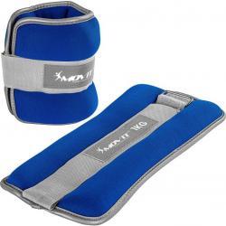 Neoprenové zátěžové reflexní manžety - 2 x 1 kg