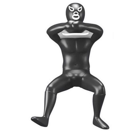 Designový otvírák - wrestling - černá