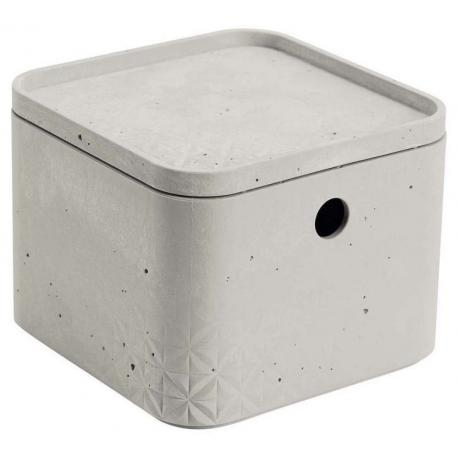Úložný box CURVER BETON - XS