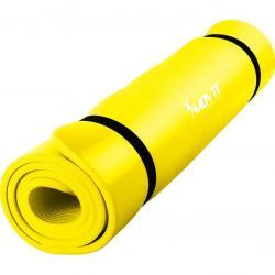Holinkový držák na kartáčky - žlutá