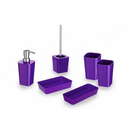 Koupelnová sada WENKO - Candy purple