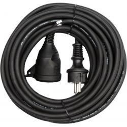 Prodlužovák elektrický-s gumovou izolací  16A,IP44  20 m