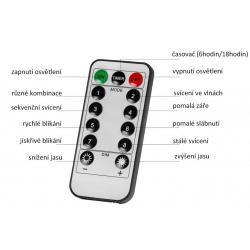 Náhradní MINI žárovky pro řetěz - pro 35ti žárovkový řetěz
