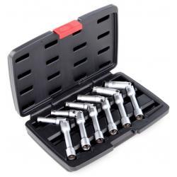 Klíč na svíčky, sada 6ks 8-16mm