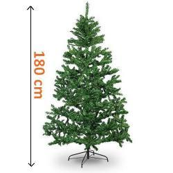 Umělý vánoční strom - 1,8 m