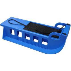 Plastové sáně Kamzík - modrý