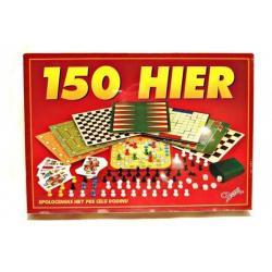 150 her společenská hra v krabici 42x29,5x6cm SK verze