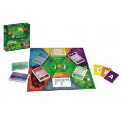 Zázraky přírody kvíz společenská naučná hra v krabici 24x24x5cm
