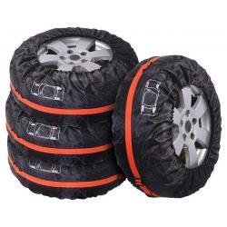Návleky na pneumatiky - 4 ks