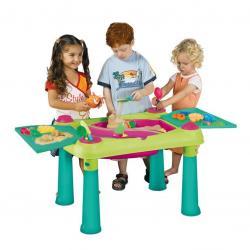 Dětský stoleček pro zábavné tvoření