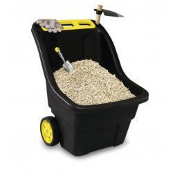 Zahradní plastový vozík SUPER PRO - 150L