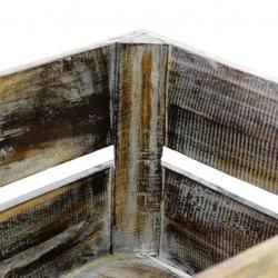 Kbelík s víkem - 16L - šedý