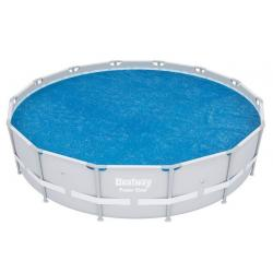 Solární plachta na bazén - 417 cm
