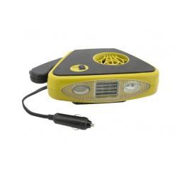 Ventilátor s ohřevem FROST 3in1 - 12V