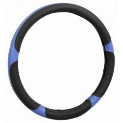 Potah volantu GRIP - modrý/černý
