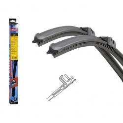 Stěrače FLAT SET (PIN) 530+480mm