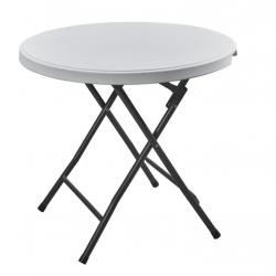 Stůl Catering skládací - 74 x 80 x 80 cm