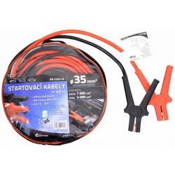 Startovací kabely - 450 cm, TÜV/GS