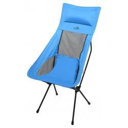 Kempingová skládací židle - 58 x 105 x 35 cm