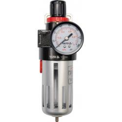Regulátor tlaku vzduchu s filtrem 1/2&quot