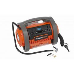 Powerplus kompresor - 20 V + 220 V bez aku