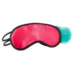 Feluna spací maska včetně chladící vložky - růžová