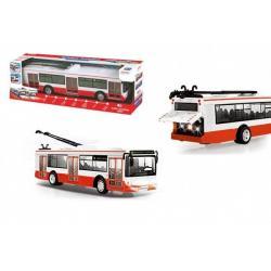 Mluvící trolejbus