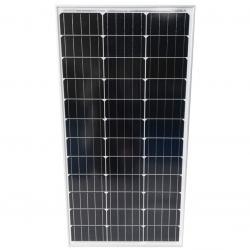 Fotovoltaický solární panel, 100 W - polykrystalický