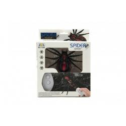Pavouk na ovládání IC plast 13cm na baterie v krabičce 19x24x5cm
